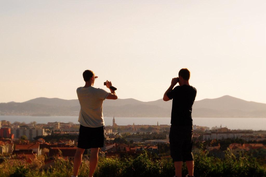 Zadar vista, Croatia