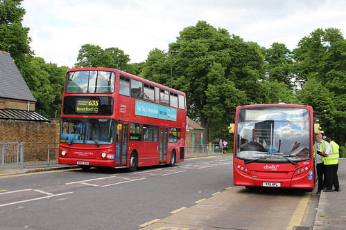 Last Day of: Route 635 to Brentford County Court
