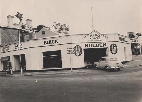 Murray Street 153 Aero Motors C1950 Gawler History Flickr