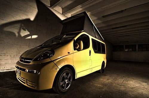 opel vivaro camper conversion 1 3 c lover van solutions flickr. Black Bedroom Furniture Sets. Home Design Ideas