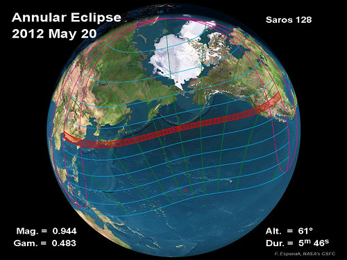 2012 Annular Solar Eclipse | by NASA Goddard Photo and Video