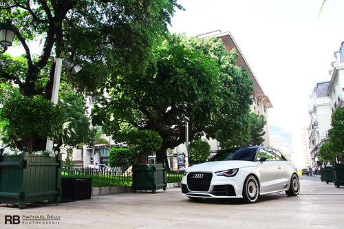 Audi A1 Clubsport Quattro | by Raphaël Belly Photography