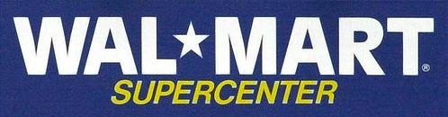 Walmart Supercenter logo 2951 S Blue Angel Pkwy 32506