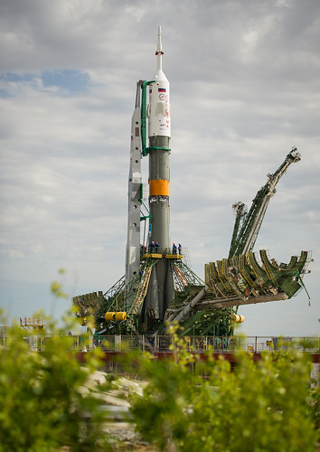Expedition 31 Soyuz Rocket Rollout (201205130015HQ) | by NASA HQ PHOTO