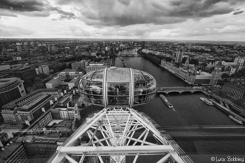 An Eye On London | by Luca Bobbiesi