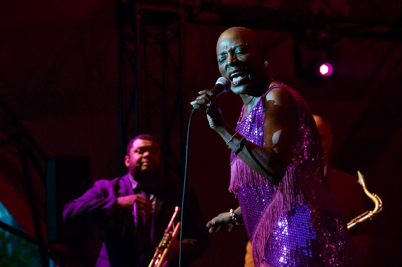 Sharon Jones and the Dap Kings - Ottawa Jazzfest