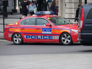 Metropolitan Police Service - Diplomatic Protection Group | by Waterford_Man