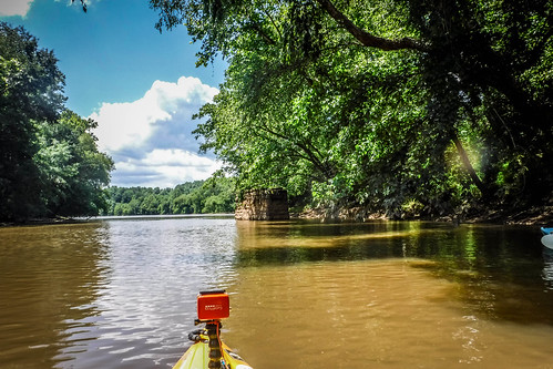 Goat Island in the Broad River-99