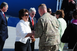 Rep. Eshoo Visits Troops in Afghanistan | by RepresentativeAnnaEshoo