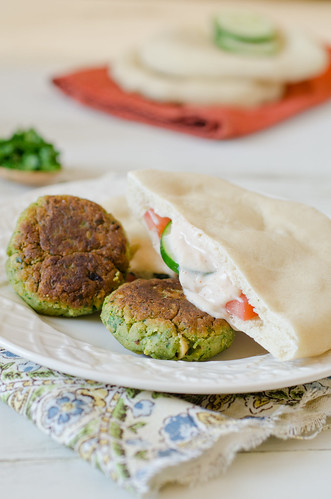 Falafel Gyro 4 | by Seeded at the Table