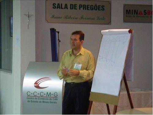 Curso de Classificação e Degustação de Café (2012)