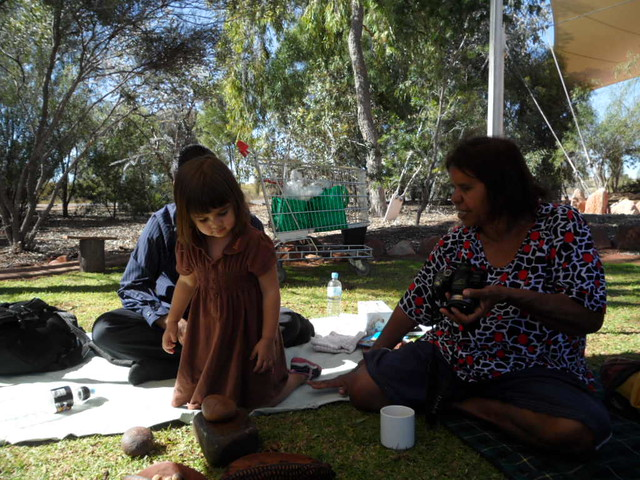 SAM 7568 - Learning  Uluru Dreaming 2012
