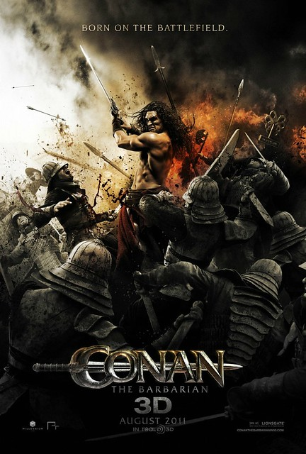 (2011) Conan The Barbarian