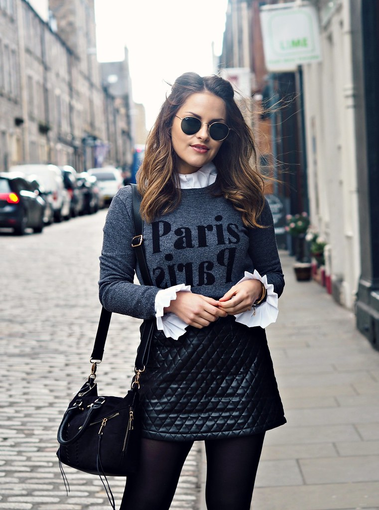 The Little Magpie Topshop Paris Jumper 3