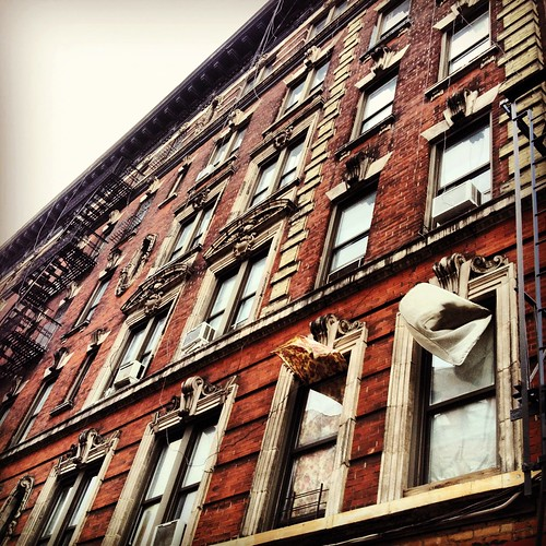 Curtains - Lower East Side - New York City | by Vivienne Gucwa