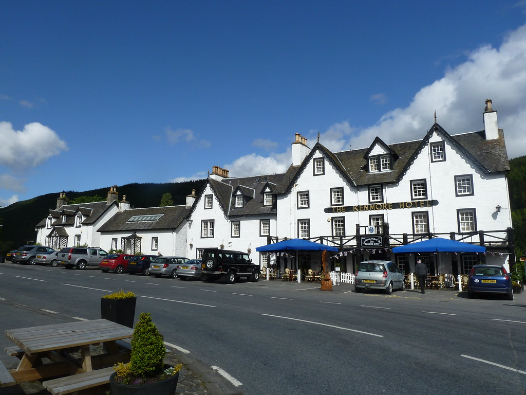 Kenmore Hotel, Perthshire, Scotland,