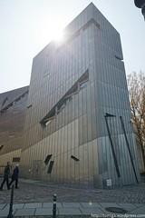 Muzeum Żydowskie Berlin (Jüdisches Museum Berlin)