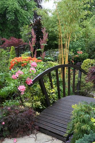 spring garden bridge park - photo #30