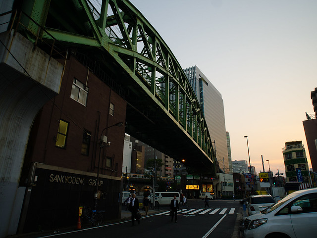 Sobu Line Bridge