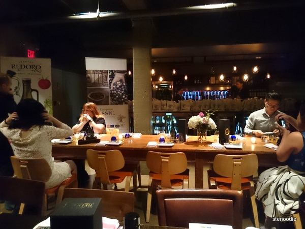 Buca-restaurant