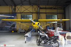 I-GEGE - 1809027 - Aero Club Como - Piper PA-18-150 Super Cub - Lake Como, Italy - 160625 - Steven Gray - IMG_6395