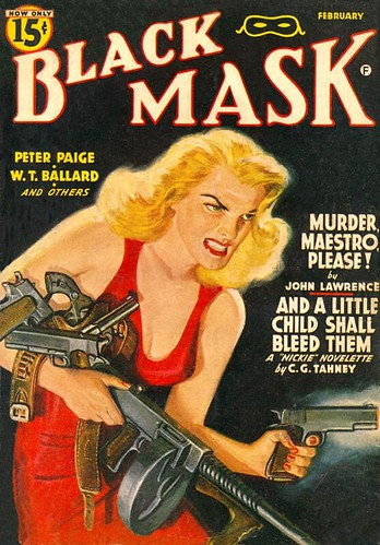 Black Mask Pulp - February 1942 | by swallace99