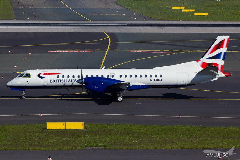 British Airways - SB20 - G-CDKA (1)