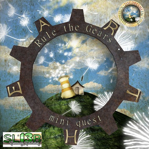 Rule The Gears - DDDF  Mini Quest @ SL13B
