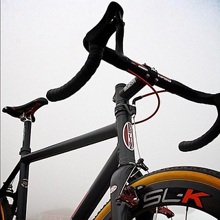 SSCX in the Mist | by Hugger Industries