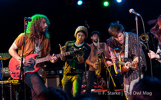 The Mowgli's @ The Roxy, LA 5/8/12 | by The Owl Mag