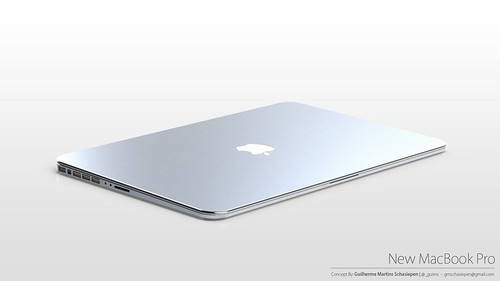 MacBook Pro 2012 Concept | by Guilherme Schasiepen