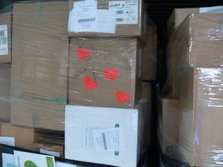 This Share the Love box, filled with pediatric endotracheal tubes, is going to a hospital in the Philippines | by MedShare