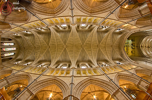 London Cathedral Look Up | by davidgutierrez.co.uk