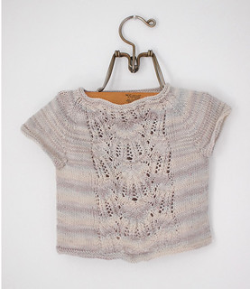 lace baby sweater | by //secret pocket//