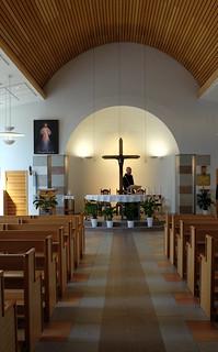 Katolska kyrkan - Skövde