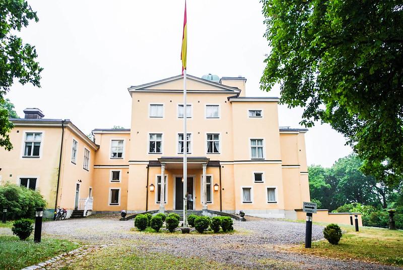 160616 - Spanska Ambassaden