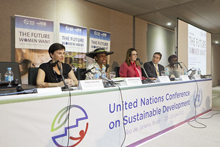 UN Women Leaders Forum at Rio+20 | by UN Women Gallery