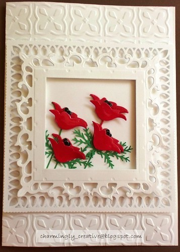 Copy of Poppy Card_w | www.charmingly-creative.blogspot ... - photo#10
