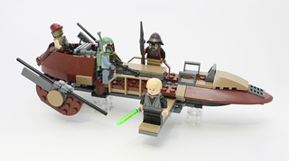 Barge with Minifigs | by fbtb