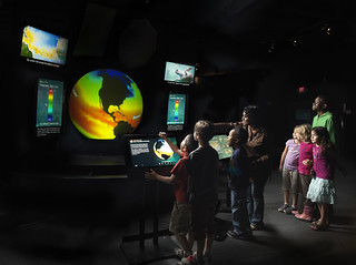 4' Magic Planet - Miami Science Museum | by Global Imagination