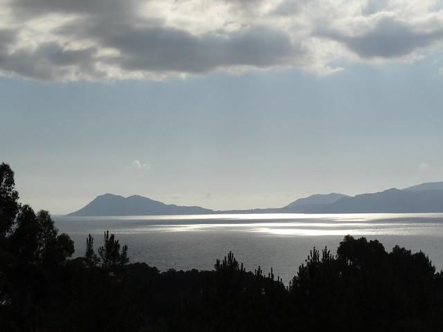 Montelouro desde Portosín
