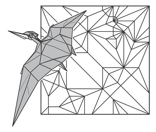 diagram for origami tanteidan convention 18th