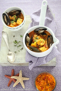 Bouillabaisse-0455-WM | by Meeta Wolff @ What's For Lunch, Honey?