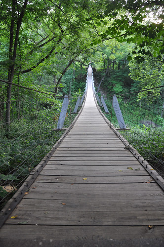 The Swinging Bridge | by Cakeight