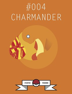 Charmander | by kevinAcarter
