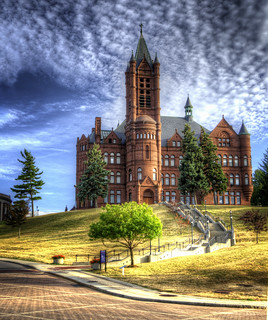 Crouse Memorial College for Women on Syracuse University Campus | by Babylon and Beyond Photography