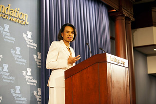 Former Secretary of State Condoleezza Rice Speaks at The Heritage Foundation | by The Heritage Foundation Think Tank