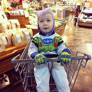 Buzz Lightyear at the grocery store | by AmberStrocel