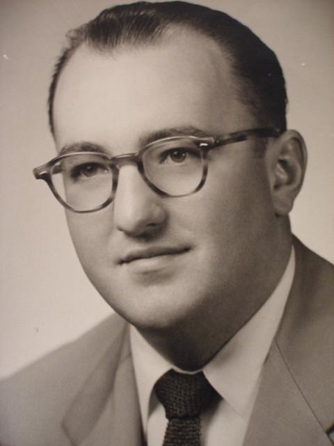 Dad's college grad pic