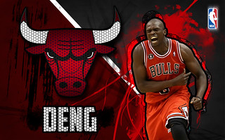 LuolDeng | by TheScottyZ